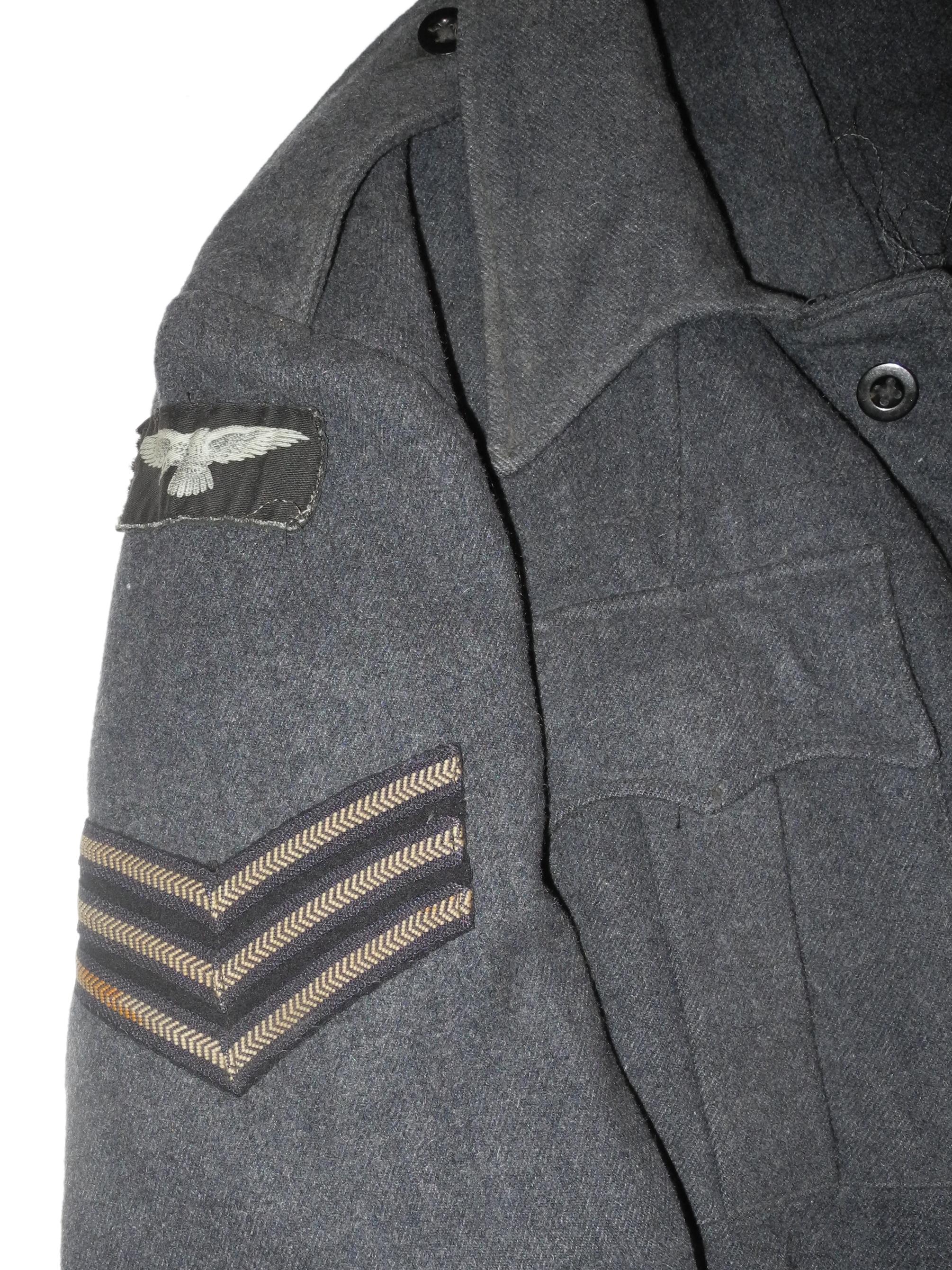 RAF War Service Dress BD blouse
