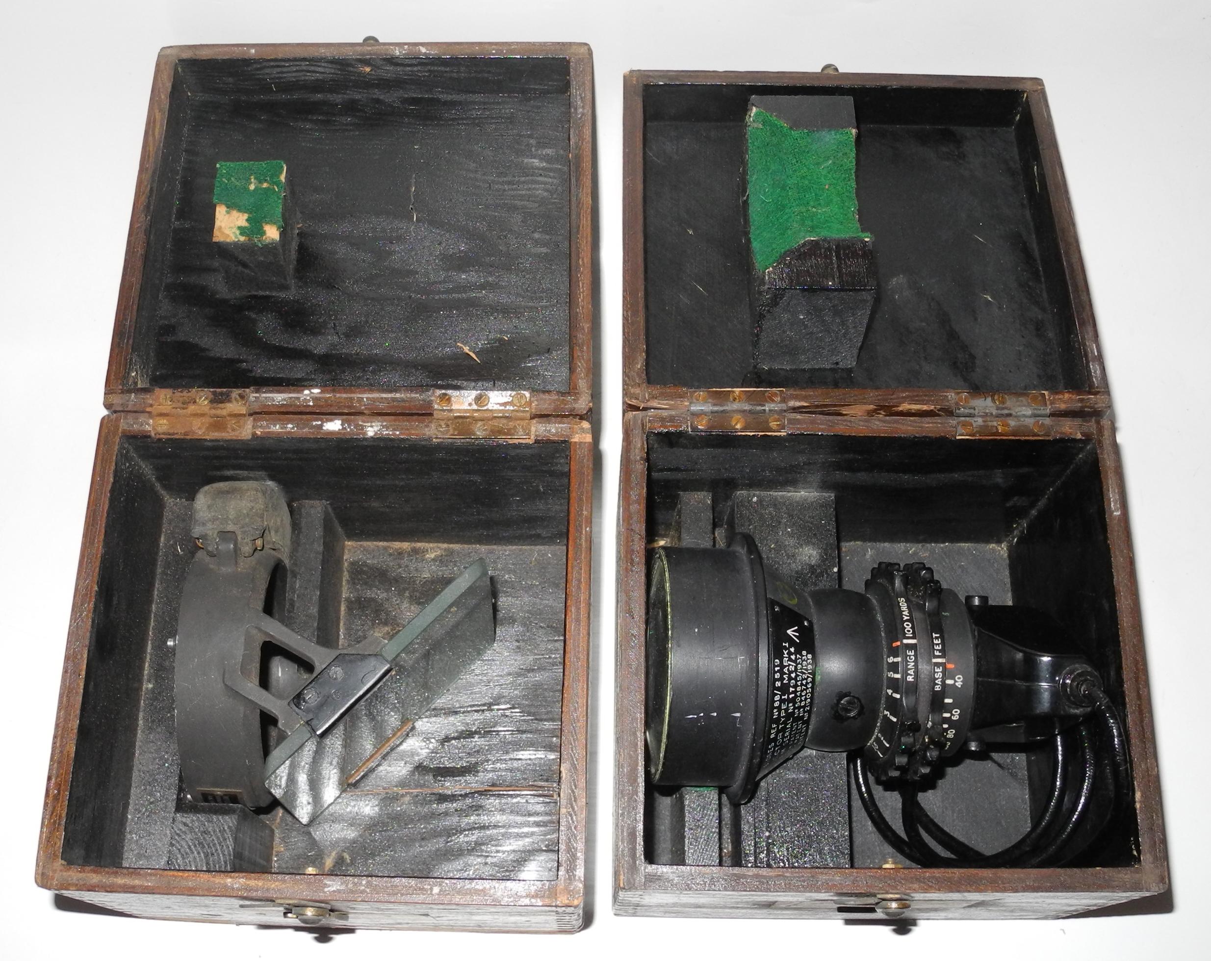 RAF Type I Mk I Reflector gunsight