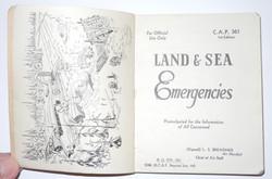 RARE RCAF Survival Booklet