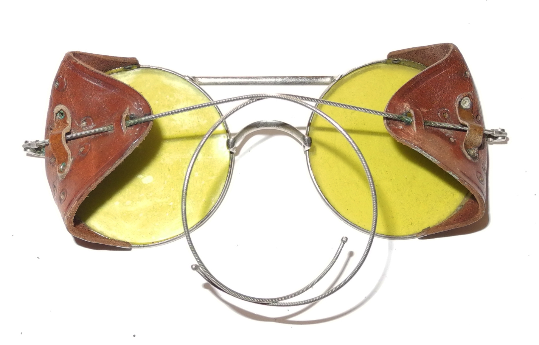 Willson N86 goggles 1918