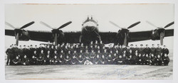 Signed photo 550 SQ. RAF