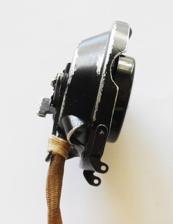 RAF Type 21 microphone assembly