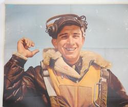 AAF war Bond poster  Victor Keppler