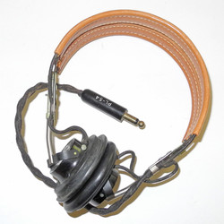 US Army Air Corps HS-23 headset unissued in box