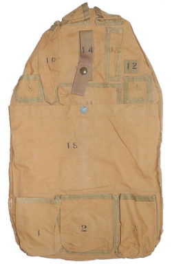 RAF Tropical survival back pack
