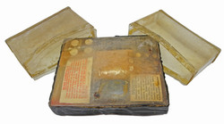 RAF escape box dated 2/44