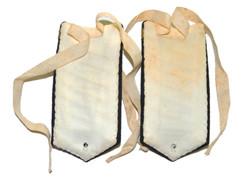 WWII RNVR (A) shoulder boards