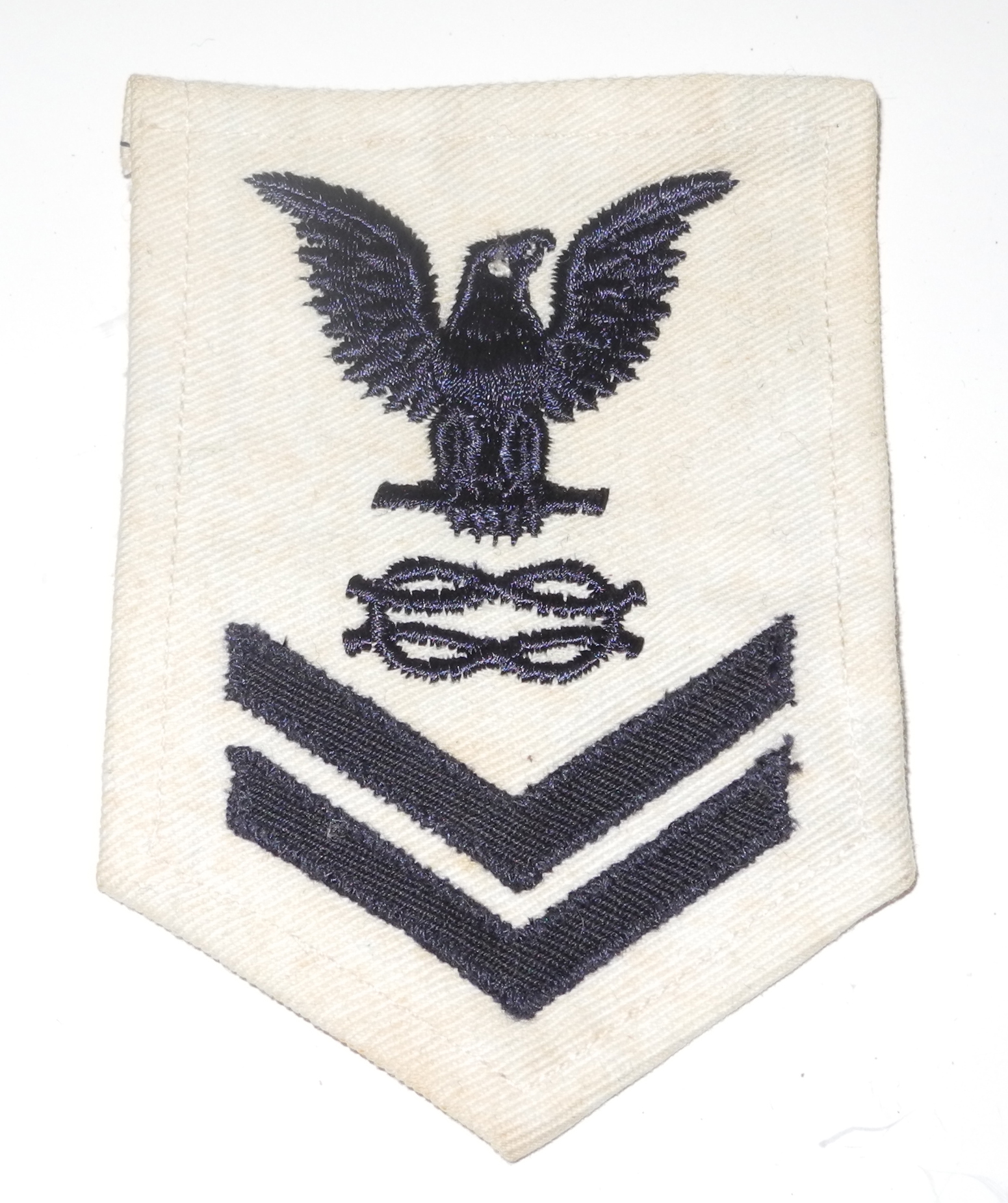 WWII USN sleeve badge 2