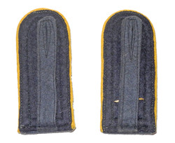 LW matched pair of shoulder boards for Oberfeldwebel, flying or paratroop
