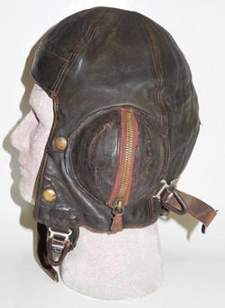 Early RAF Type B flying helmet