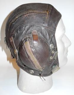 FAA Type C flying helmet wartime production