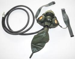 USAF Vietnam era Type A-8B Oxygen Mask.