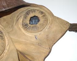 RCAF Type B zip ear helmet