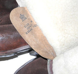 RAF 1940 pattern boots