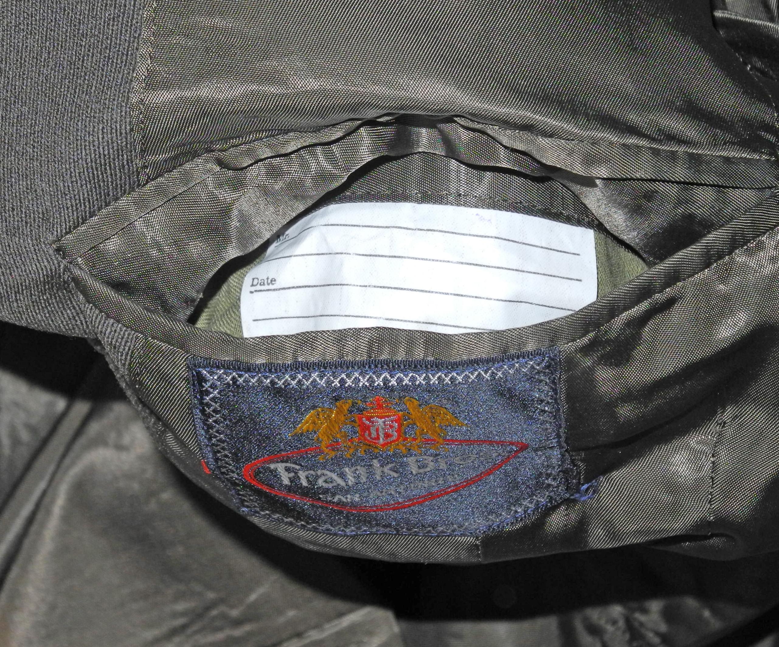 AAF officer's green 4-pocket tunic 13th AF8769