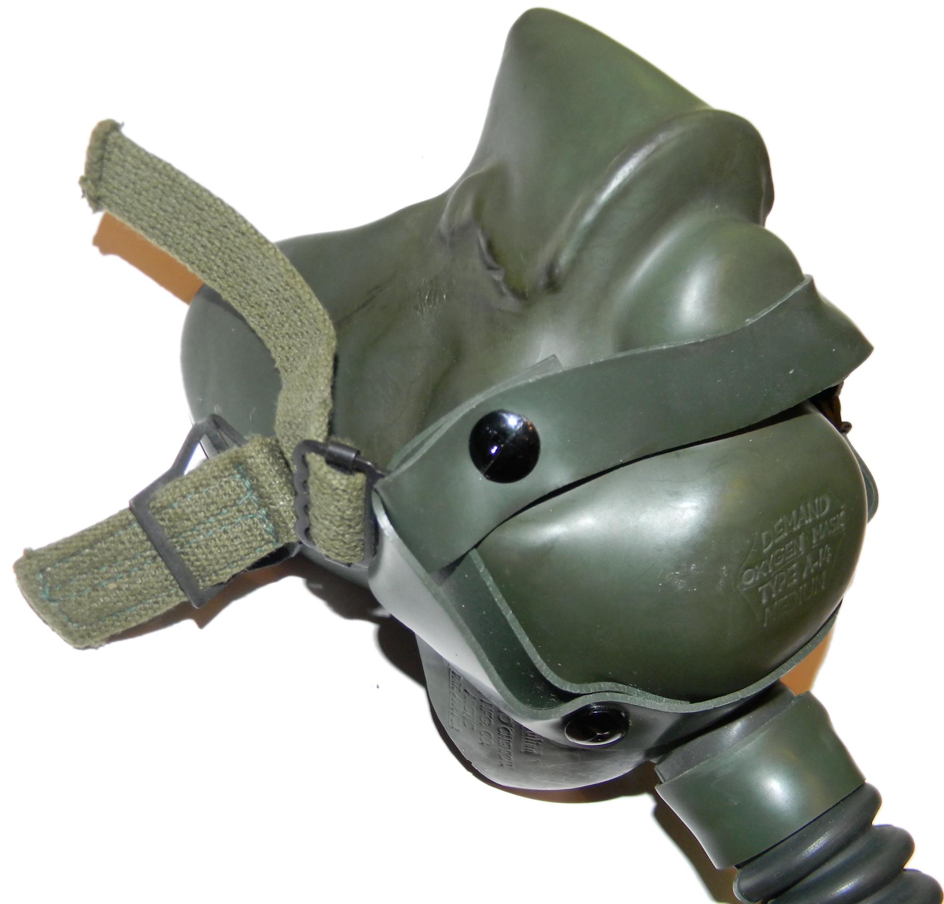 AAF A-14 oxygen mask