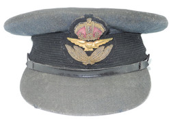 RAF officer's cap by Burberry