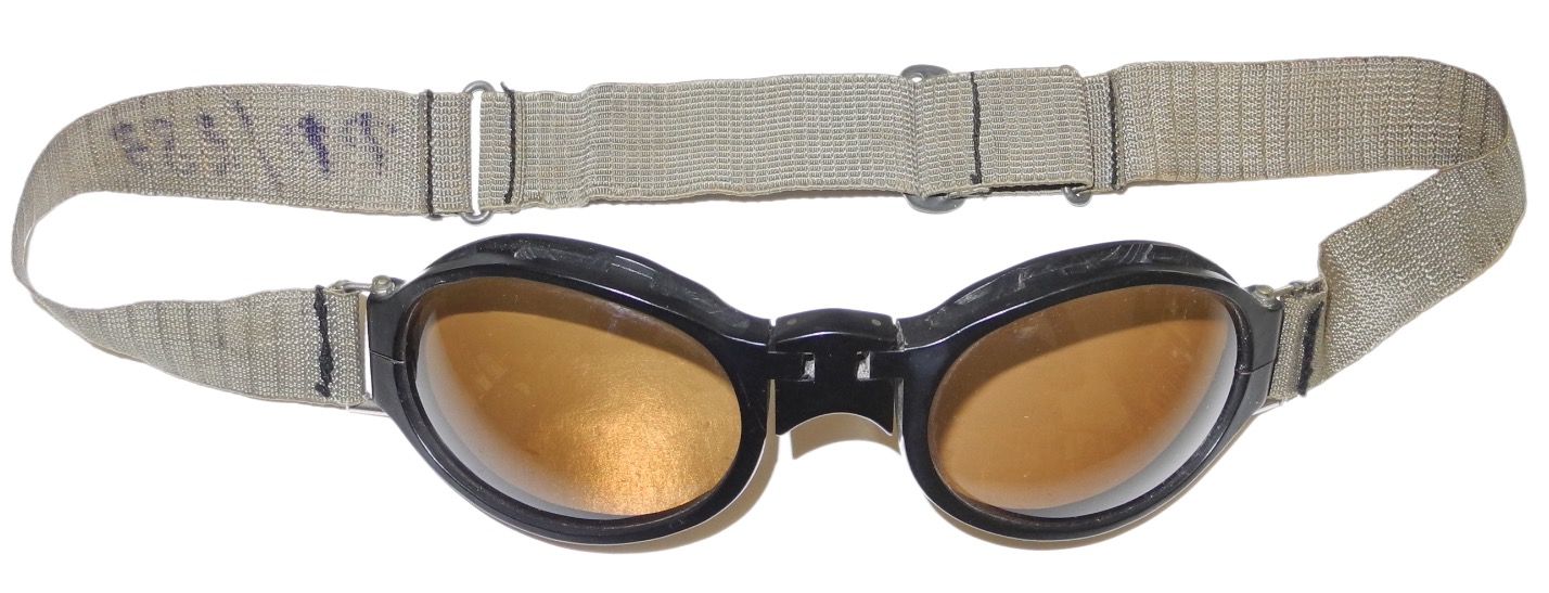LW Nitsche and Gunther goggles