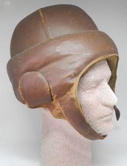 "RFC WWI ""Warren"" Aviation Safety Helmet"