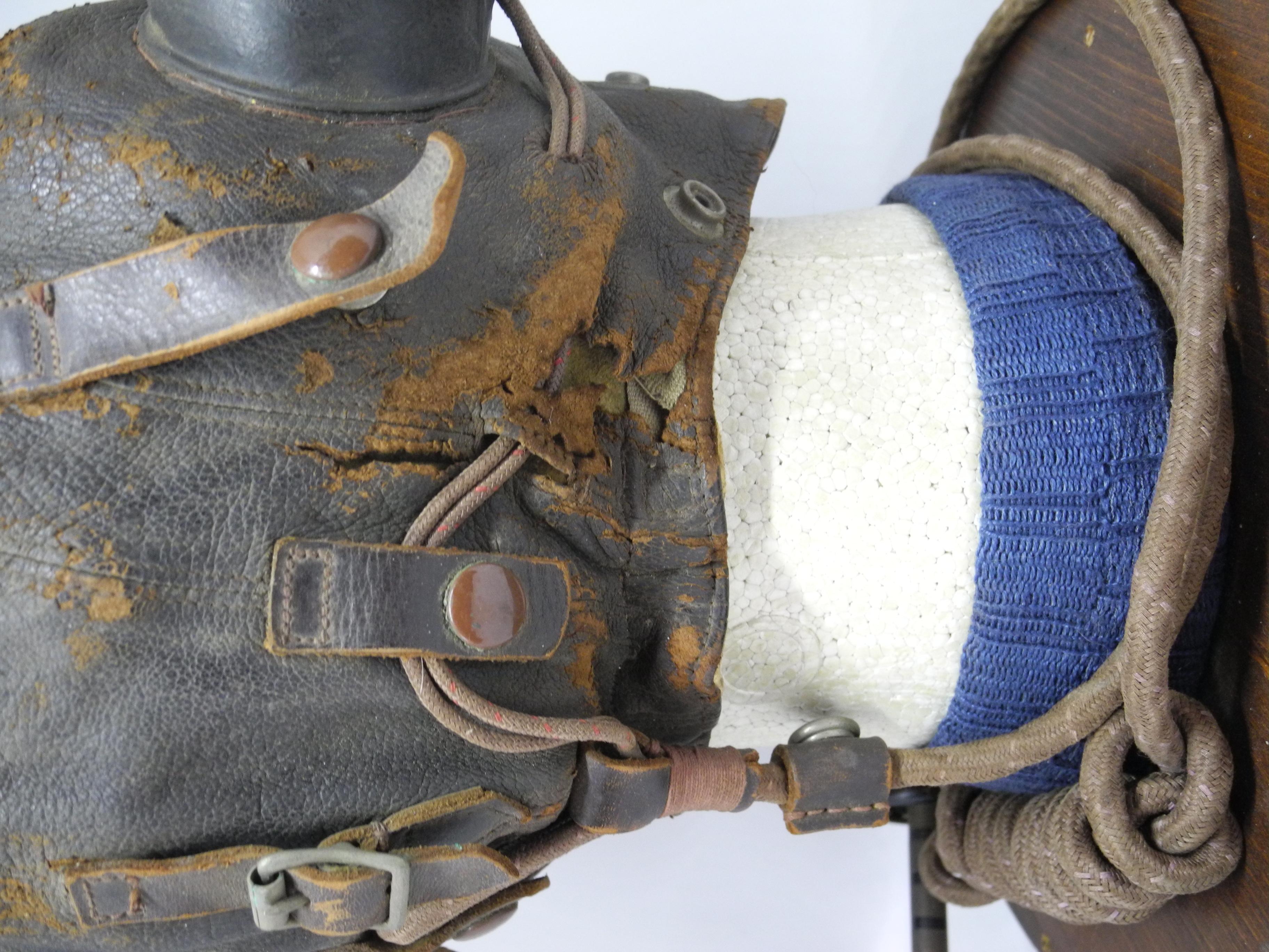 """RAF painted Type C helmet """"Dutch"""""""