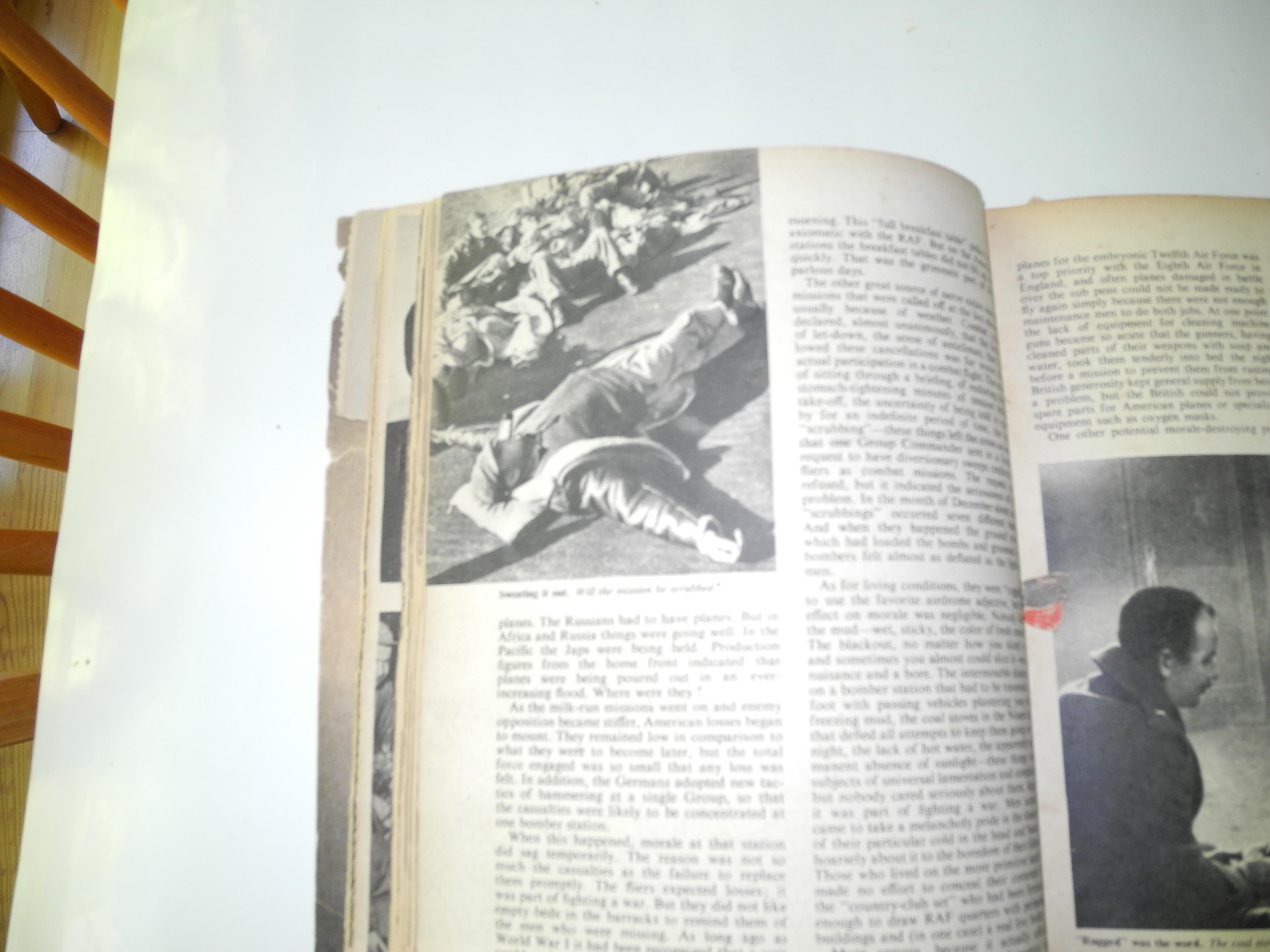 """AAF book """"Target Germany"""""""