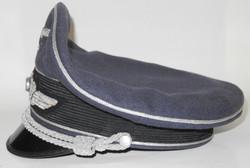 Luftwaffe officer's visor cap by Erel.
