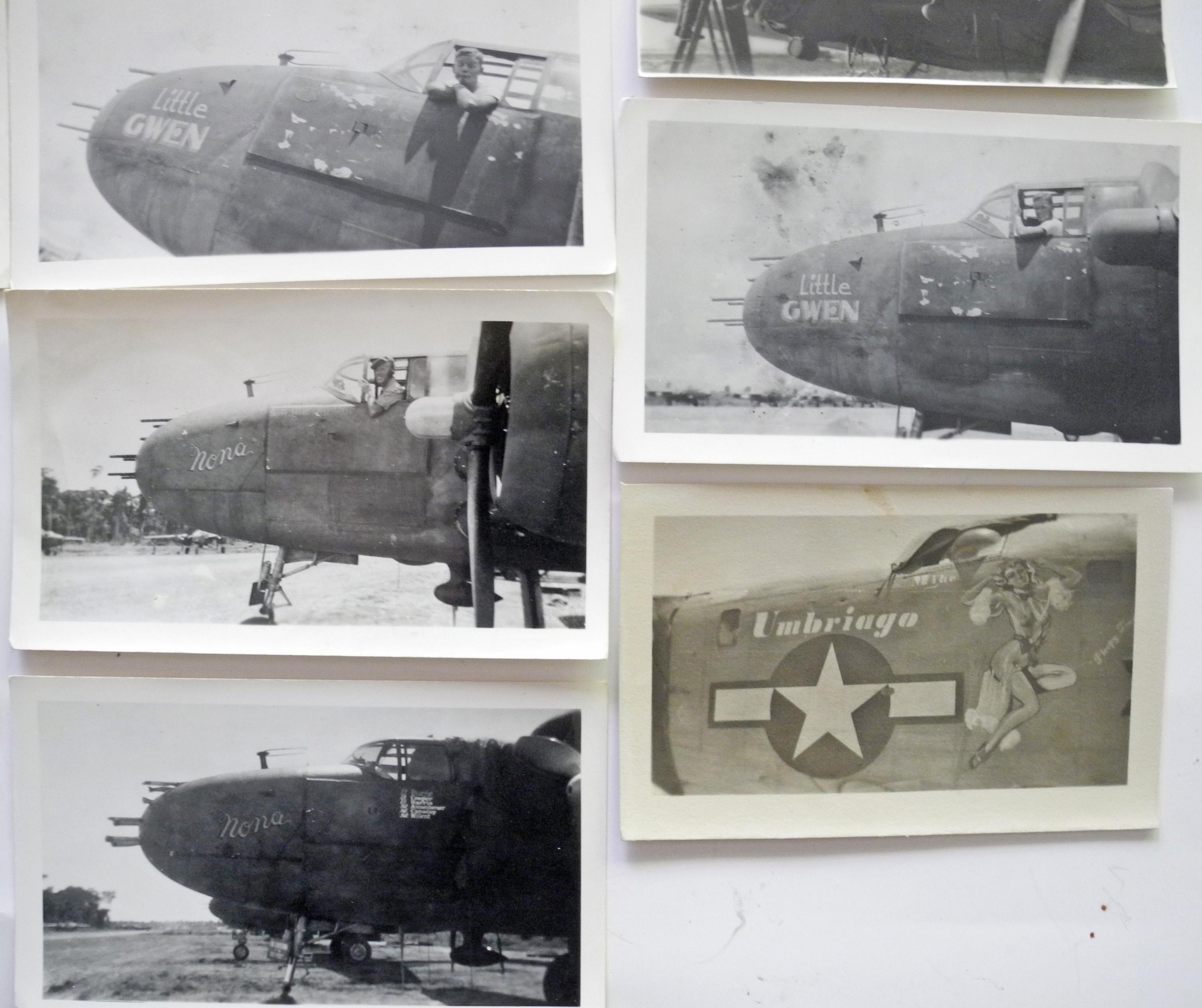 DSCN2066AAF original wartime Nose Ar