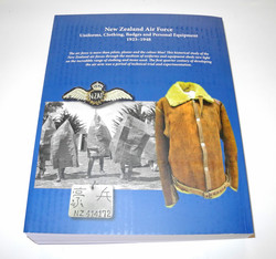 NEW BOOK! New Zealand Air Force Uniforms, Clothing, Badges and Personal EquipmentDSCN0739