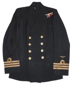 WWII named FAA Commander's uniform