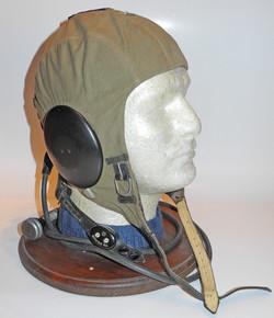 Italian PDT radio telephone helmet