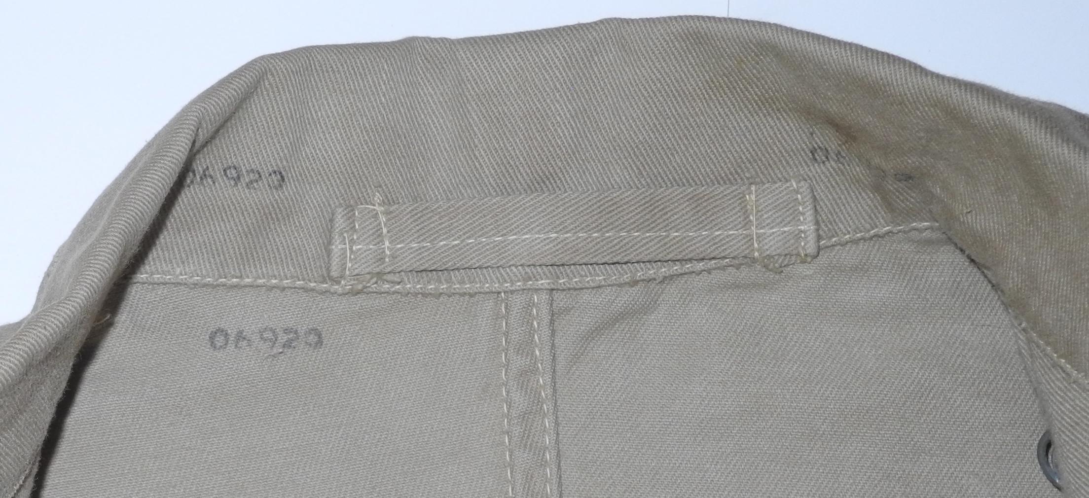 RNZAF Khaki Dress jacket 1941