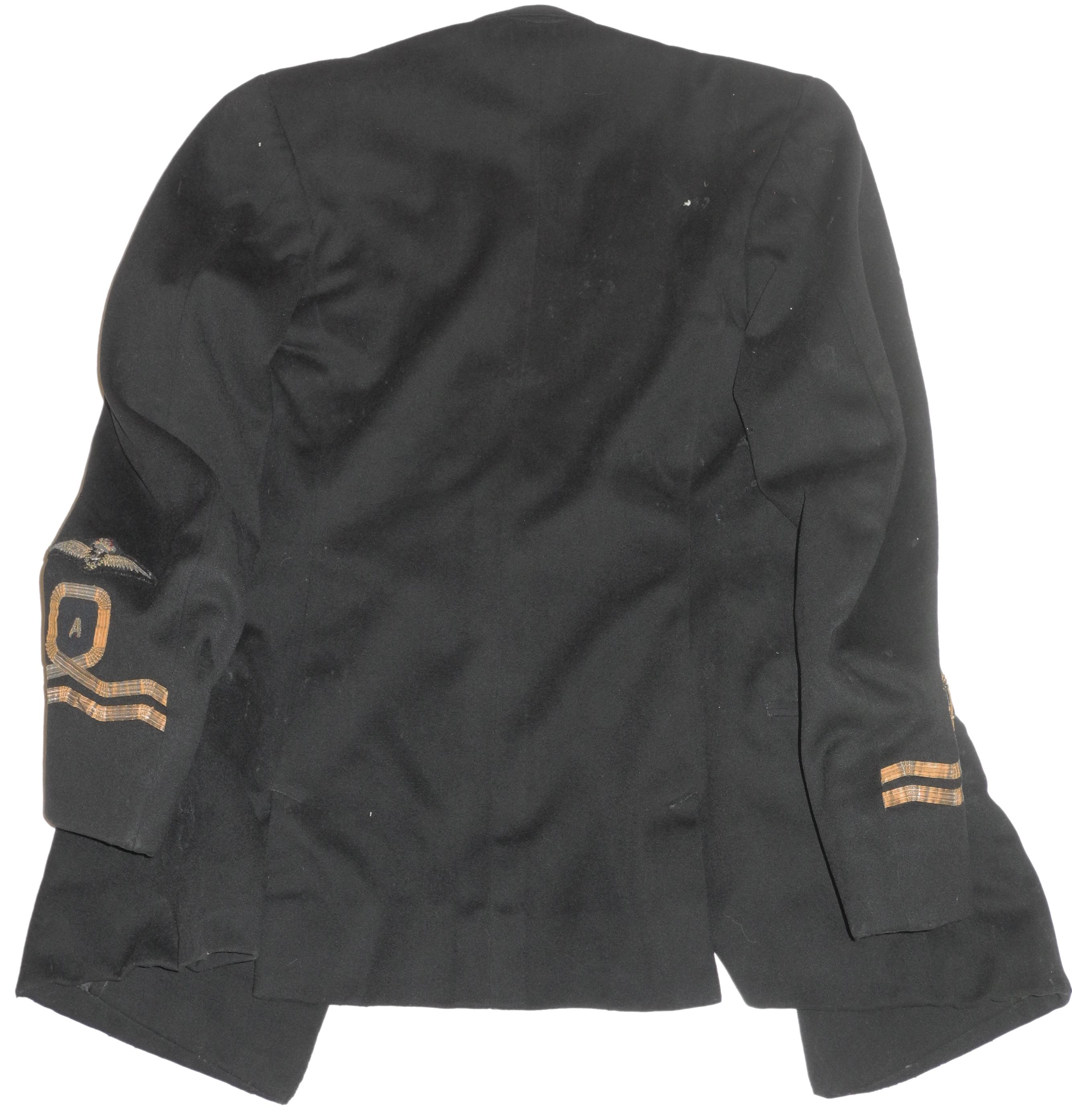 FAA uniform to DSC winner