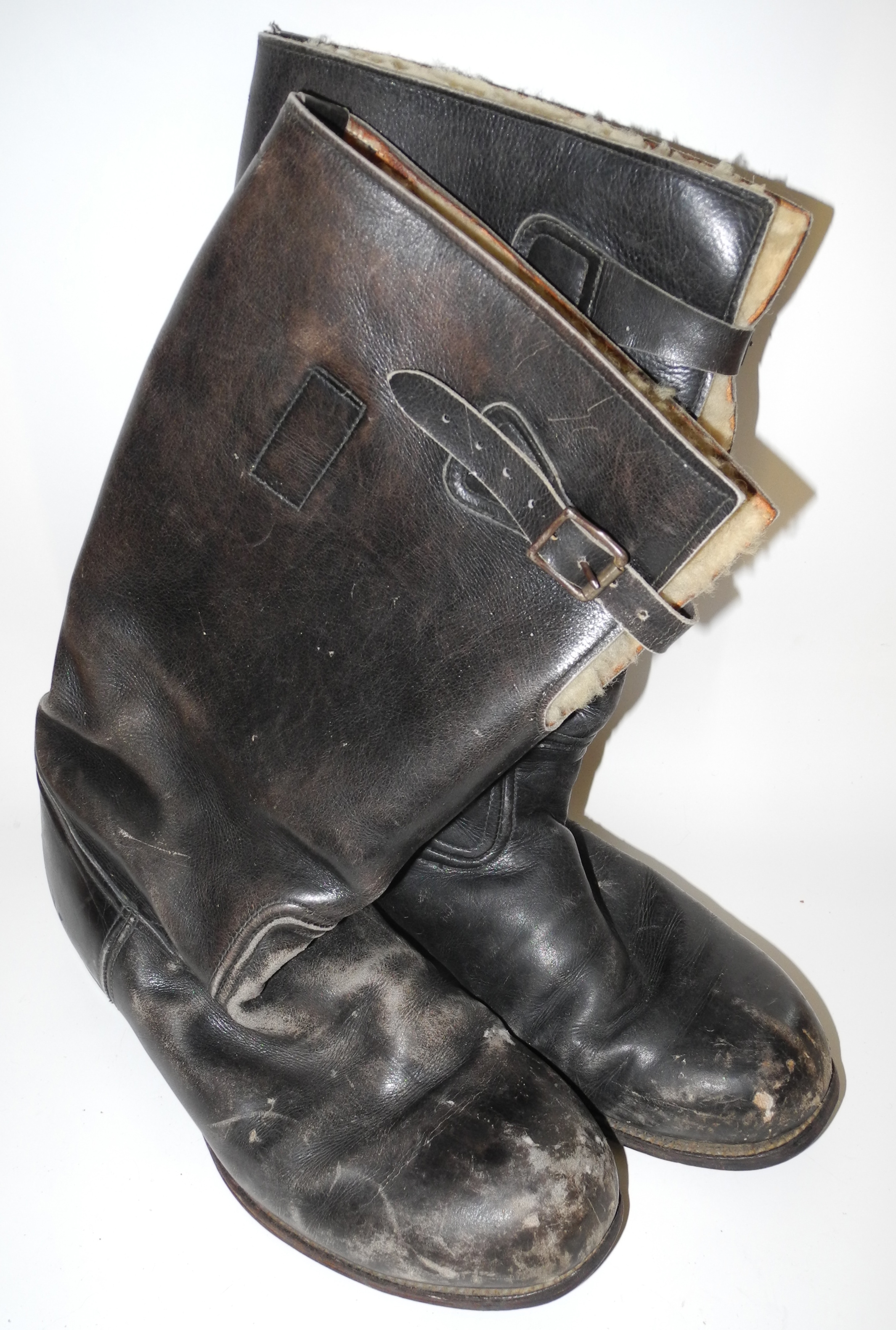 RAAF 1936 pattern flying boots
