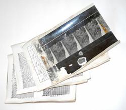 RAF/RCAF navigator's kneeboard / pad