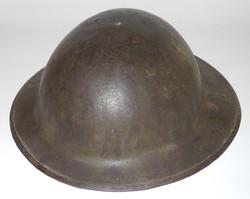 WWI Mk I Brodie pattern steel helmet
