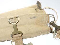 RAF Mk VB Walk-Around Oxygen Bottle with carrying case