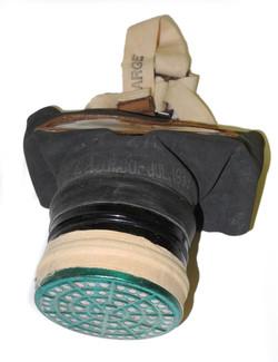 WWII Civilian Gas Mask 1939 - $75