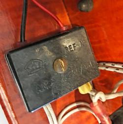 RAF demonstration instrument panel
