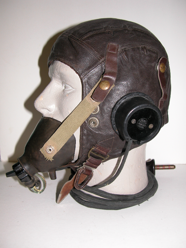 RCAF microphone carrier