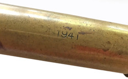 RAF mechanic's oil syringe/injector