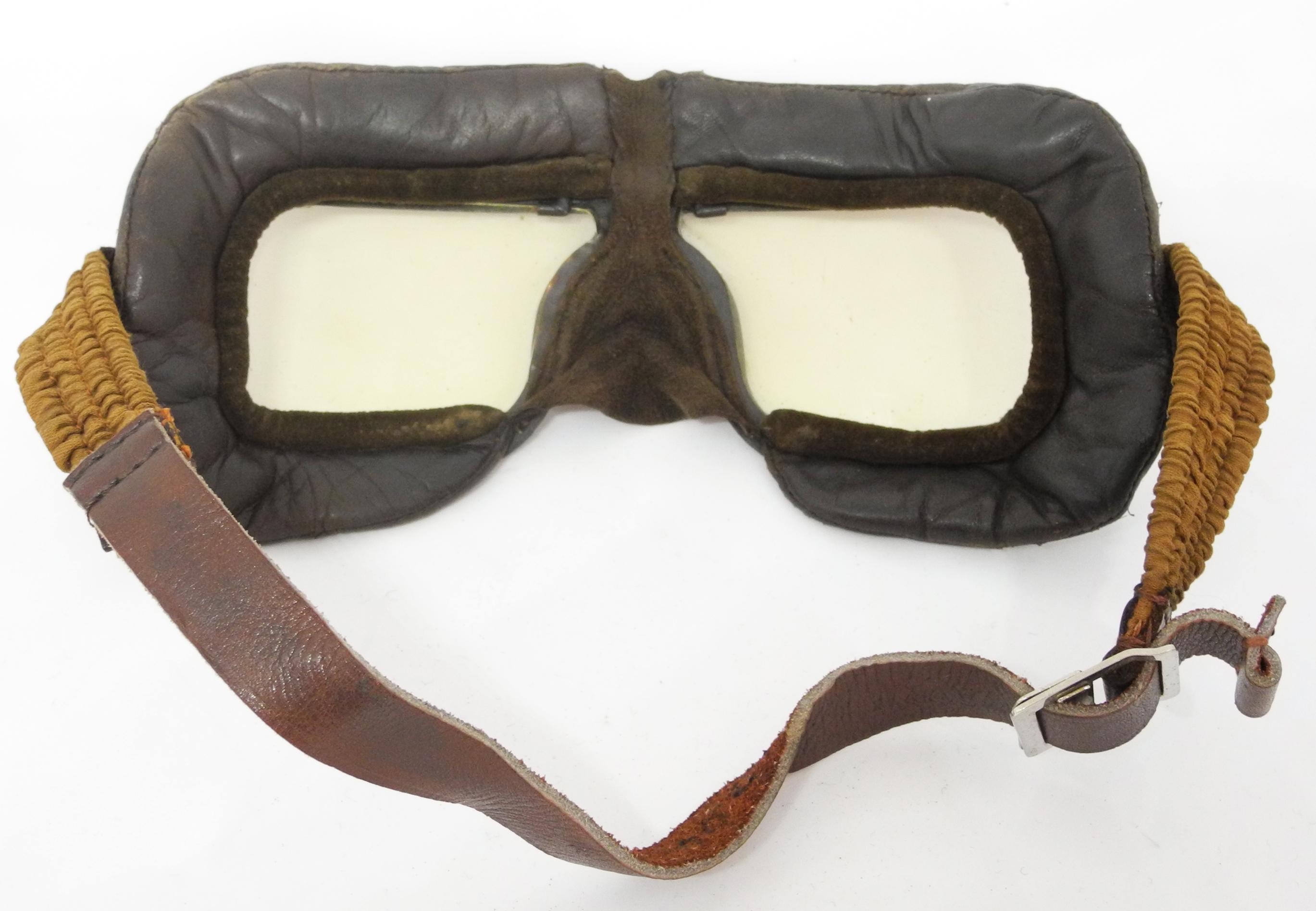 RAF Air Ministry Mk III goggles