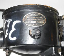 RAF / RN / FAA Aldis signal lamp 1943