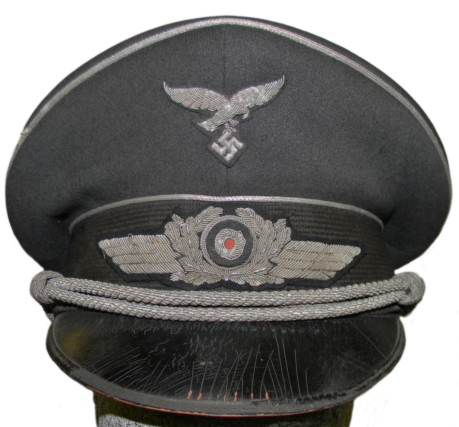 LW offiucer's cap by Erel
