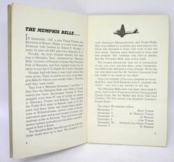 AAF Memphis Belle book 25 missions