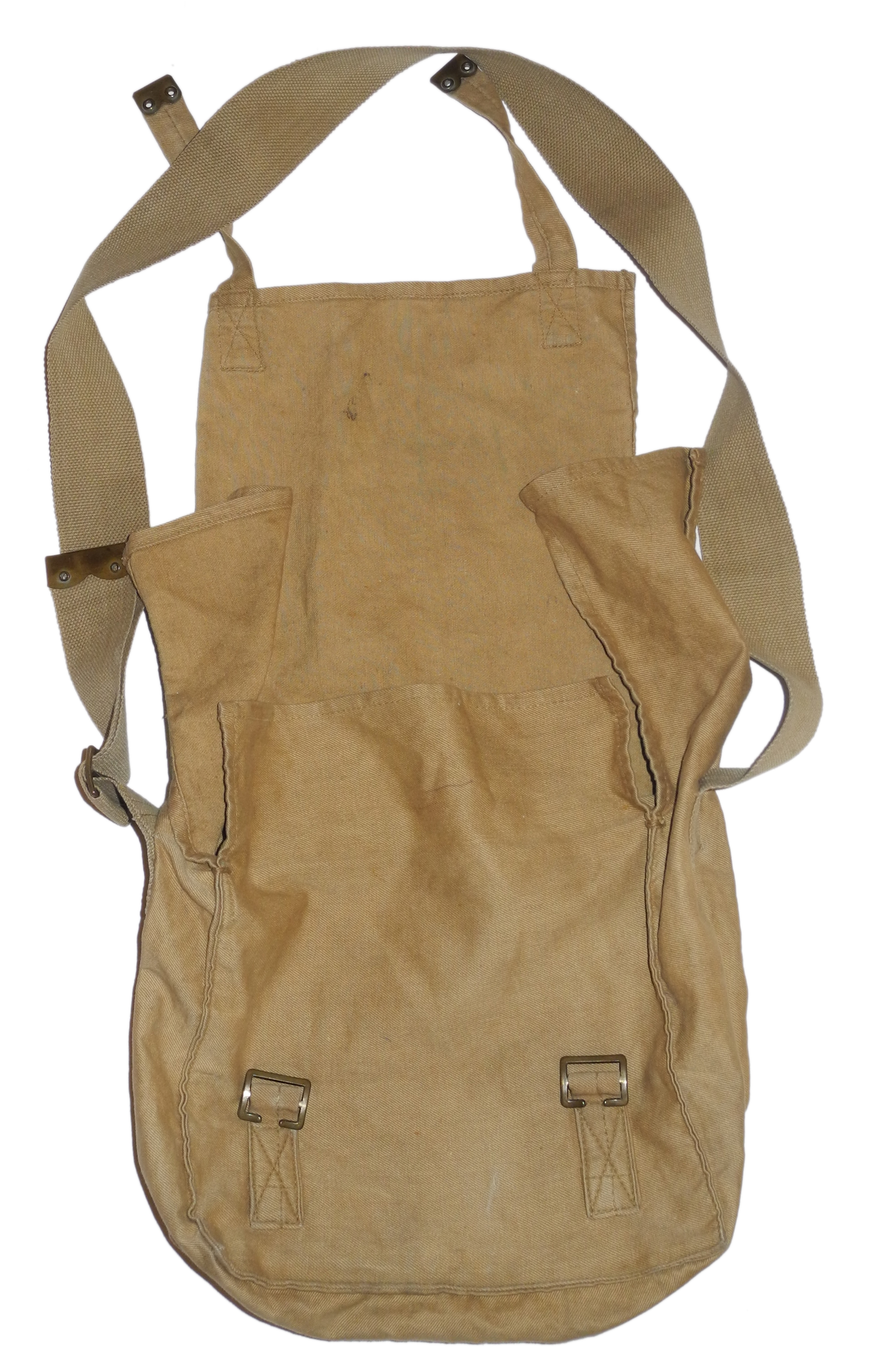 Air Raid Precautions officer's shoulder bag