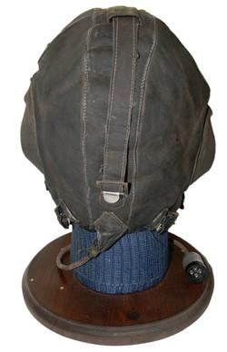 WWII USSR radio flying helmet