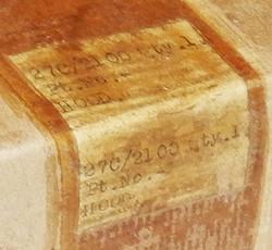 RAF K Dinghy Hood, unissued in original box as issued