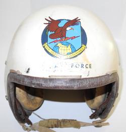USAF Type P-1B jet helmet