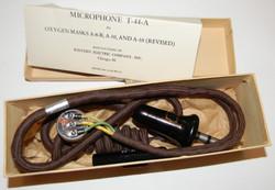 AAF T-44A microphone in box