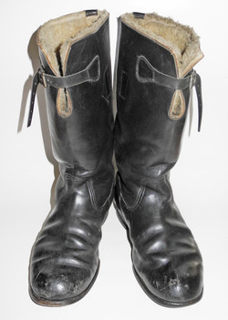 RAF 1936 pattern Flying Boots, dated 1938